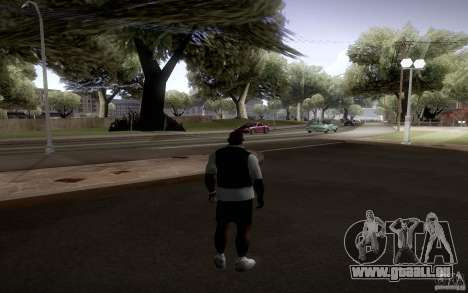 StreamMemFix2.2 pour GTA San Andreas cinquième écran