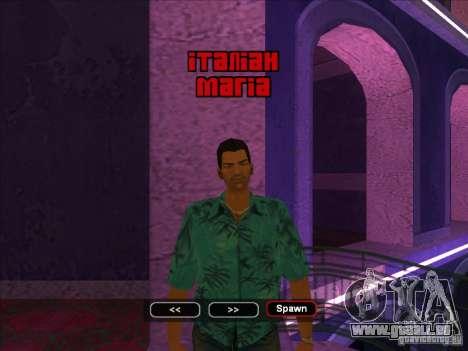 Tommy Vercetti pour GTA San Andreas