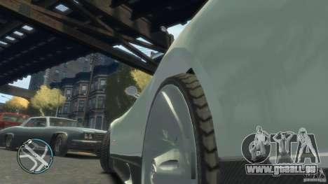 Maybach Exelero für GTA 4 obere Ansicht