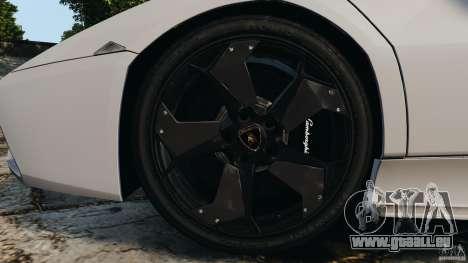 Lamborghini Reventon 2008 v1.0 [EPM] für GTA 4 obere Ansicht
