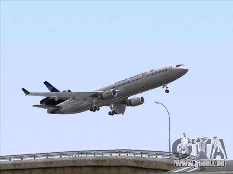 McDonnell Douglas MD-11 Garuda Indonesia für GTA San Andreas Räder