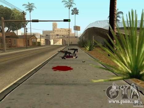 Inländischen Waffen-Version 1.5 für GTA San Andreas siebten Screenshot