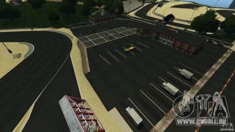 Laguna Seca [HD] Retexture für GTA 4 weiter Screenshot