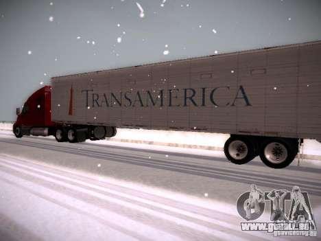 Trailer Artict1 für GTA San Andreas Innenansicht