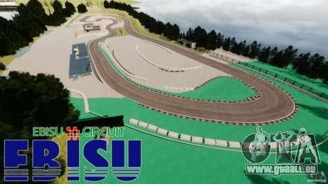 Ebisu Circuit pour GTA 4