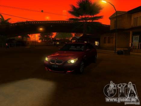 ENBSeries by Fallen für GTA San Andreas zweiten Screenshot