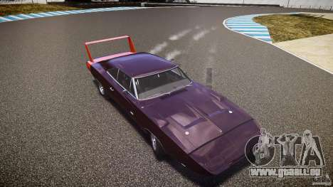Dodge Charger Daytona 1969 [EPM] pour le moteur de GTA 4
