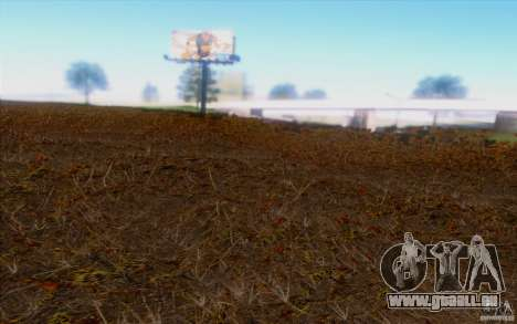 Behind Space Of Realities 2013 pour GTA San Andreas deuxième écran