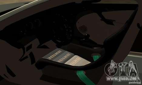 Acura TSX 2010 für GTA San Andreas rechten Ansicht