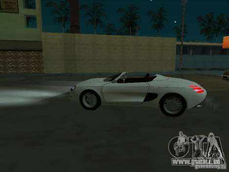 Ford Mustang 1993 für GTA San Andreas linke Ansicht