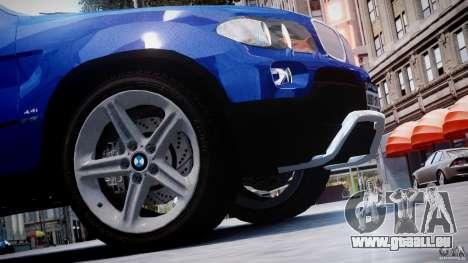 BMW X5 E53 v1.3 pour GTA 4