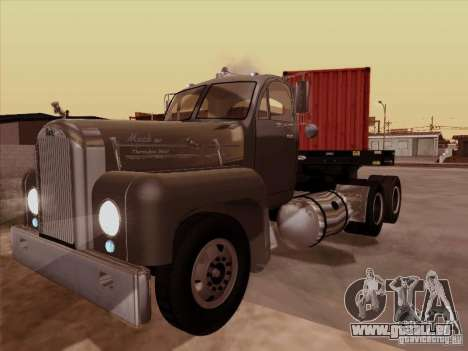 Mack B 61 für GTA San Andreas