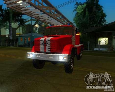 ZIL 4334 Al-30 pour GTA San Andreas