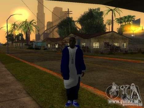 Crips pour GTA San Andreas troisième écran