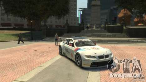 BMW M3 Gt2 für GTA 4