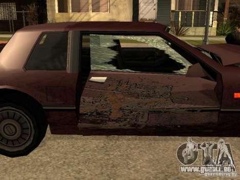 Dommages réalistes pour GTA San Andreas neuvième écran