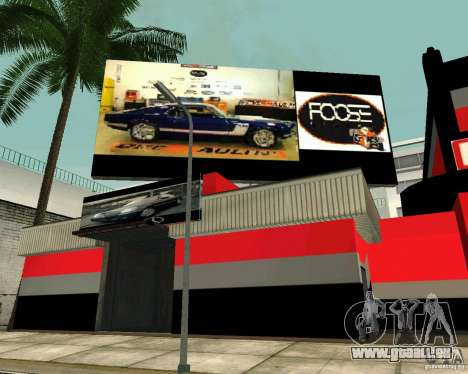 OVERHAULIN Workshop für GTA San Andreas her Screenshot