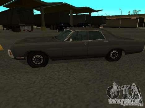 Dodge Polara 1971 pour GTA San Andreas vue de droite