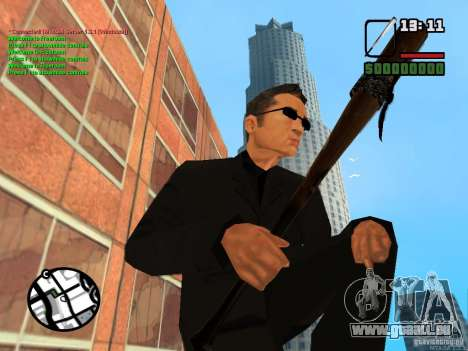 Gun Pack by MrWexler666 pour GTA San Andreas septième écran