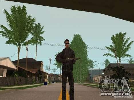 Terminator pour GTA San Andreas