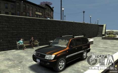 LEXUS LX 470 pour GTA 4