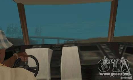 GTA VC Tropical View für GTA San Andreas Rückansicht
