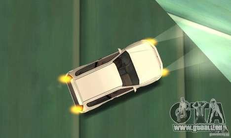 Honda Civic SiR II Tuning für GTA San Andreas Seitenansicht