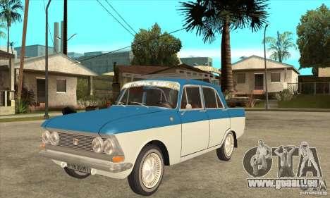 AZLK 408 für GTA San Andreas
