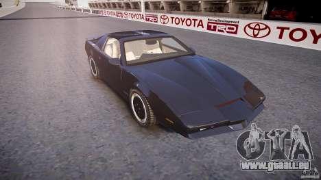 Knight Rider [EPM] für GTA 4 Innenansicht