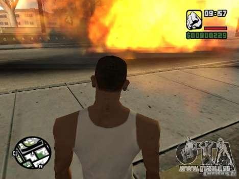 Kyubi-Bomb für GTA San Andreas fünften Screenshot