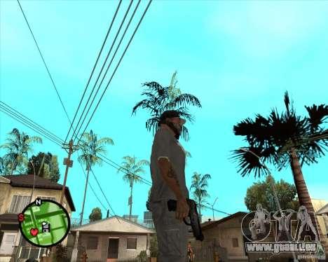 Crosman 31 pour GTA San Andreas deuxième écran