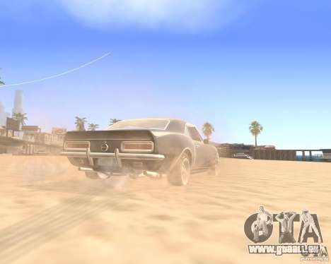 ENBSeries By Krivaseef pour GTA San Andreas cinquième écran