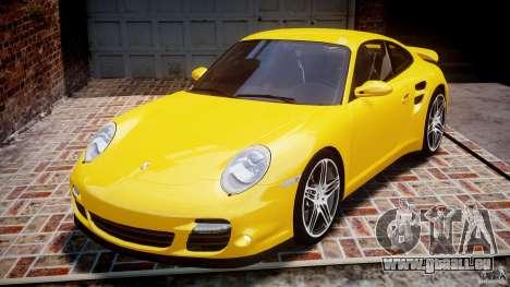 Porsche 911 (997) Turbo v1.0 pour GTA 4