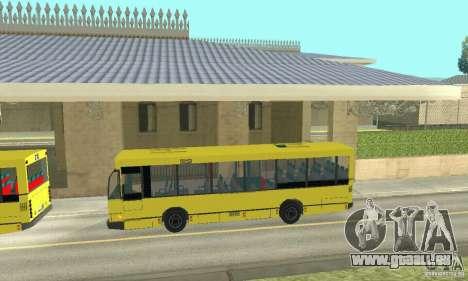 Den Oudsten Busen v 1.0 für GTA San Andreas zurück linke Ansicht