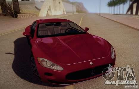 CreatorCreatureSpores Graphics Enhancement pour GTA San Andreas troisième écran