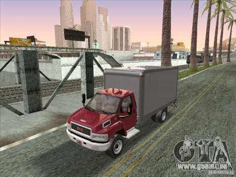 Los Angeles ENB modification Version 1.0 pour GTA San Andreas septième écran