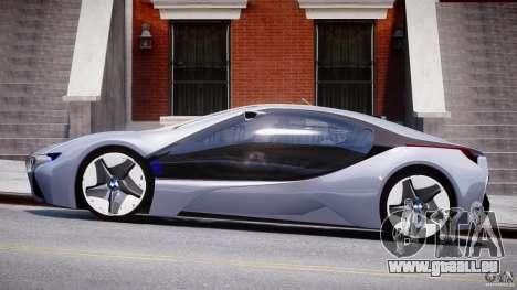 BMW Vision Efficient Dynamics v1.1 für GTA 4 linke Ansicht
