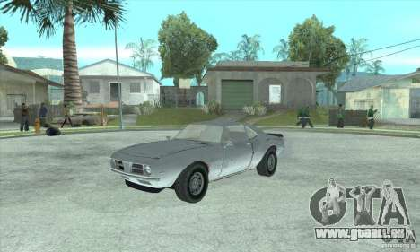 Speedevil von FlatOut für GTA San Andreas linke Ansicht