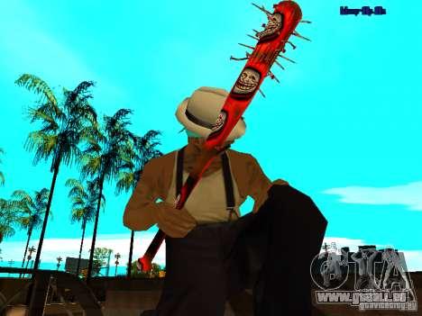 Trollface weapons pack für GTA San Andreas fünften Screenshot
