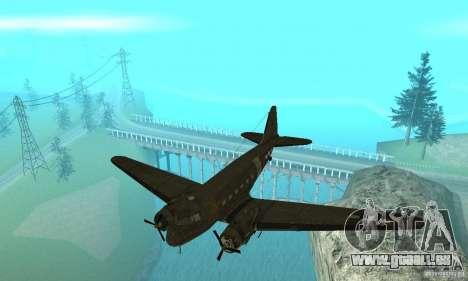 C-47 Skytrain pour GTA San Andreas