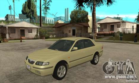 MAZDA 626 GF Sedan pour GTA San Andreas