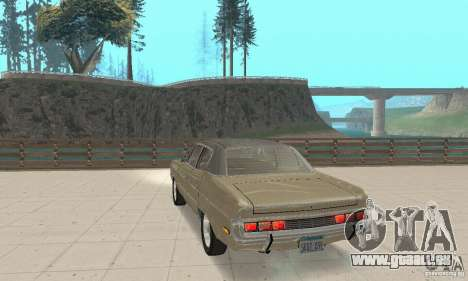 AMC Matador 1971 für GTA San Andreas linke Ansicht