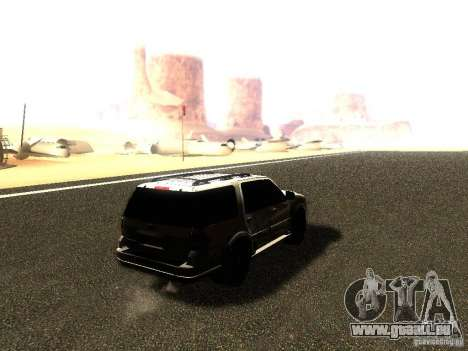 Ford Expedition 2008 für GTA San Andreas linke Ansicht