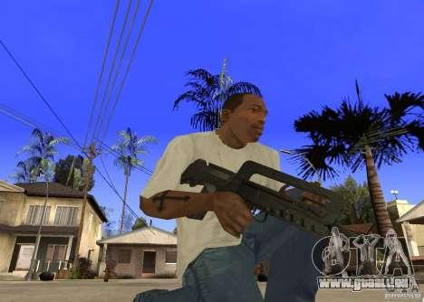 Famas-F1 pour GTA San Andreas