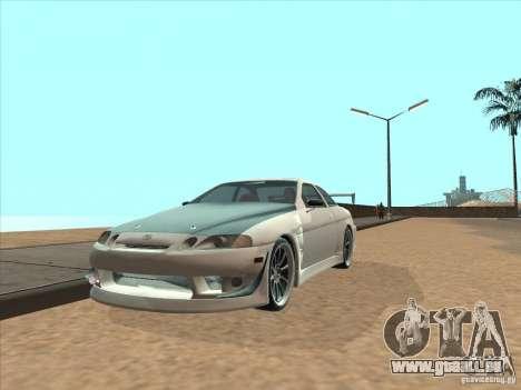 Toyota Soarer (JZZ30) für GTA San Andreas