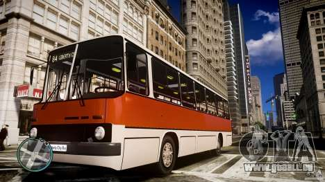 IKARUS 260 für GTA 4