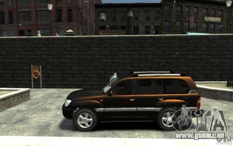 LEXUS LX 470 für GTA 4 linke Ansicht