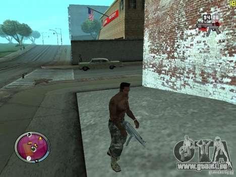 Nouvelle zone GANGSTER pour GTA San Andreas sixième écran