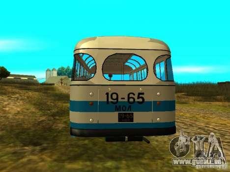 GROOVE Version 672.60 pour GTA San Andreas vue de droite