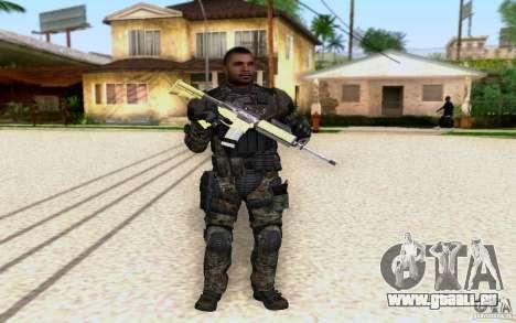 Salazar aus CoD: BO2 für GTA San Andreas